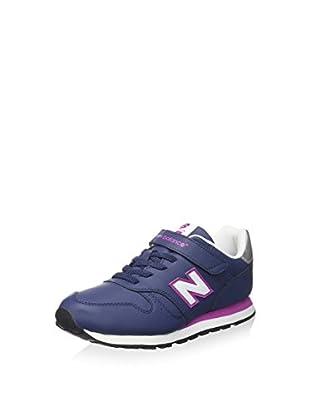 New Balance Sneaker NBKA373 blau/lila 30