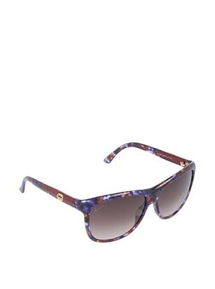 Gucci Gafas de Sol GG 3613/S K8 6F7 Violeta Burdeos Havana