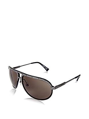 Diesel Gafas de Sol Die-S Dl0053 63 09A (63 mm) Verde Oscuro / Marrón Oscuro