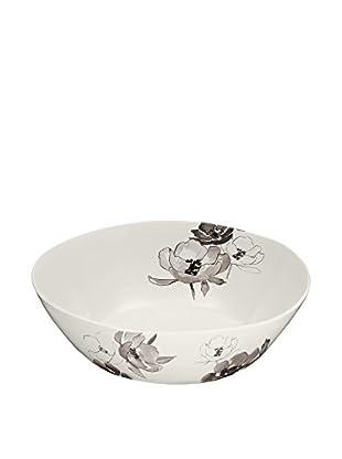 Floral Melamine Serve Bowl, Multi