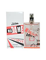 Jean Paul Gaultier Madame Kiss and Love Eau De toilette Spray Limited Edition for Women 1.6 Ounce
