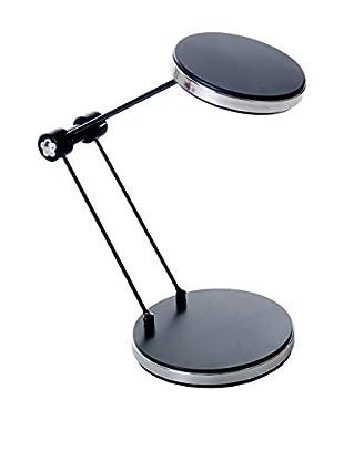 Lavish Home LED Foldable Desk Lamp with USB (Black)