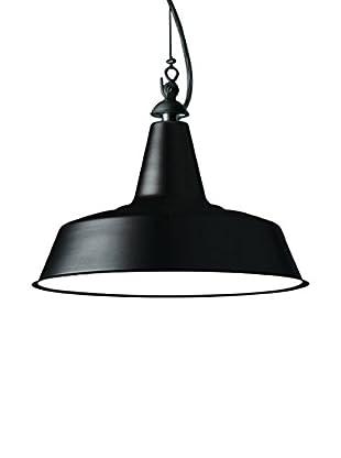 FontanaArte Pendelleuchte LED Huna schwarz Ø 40 H 30 - max 230 cm