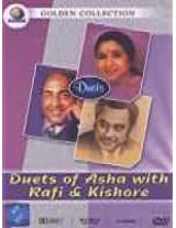 Golden Collection - Duets of Asha with Rafi & Kishore
