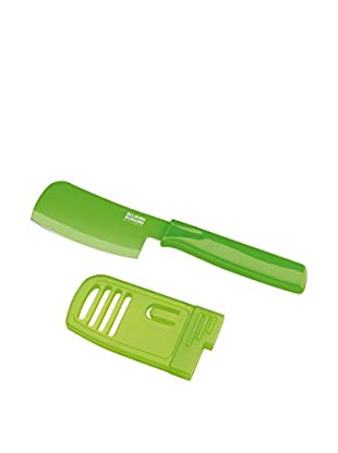 Kuhn Rikon Minihackbeil/Käsemesser Colori® grün
