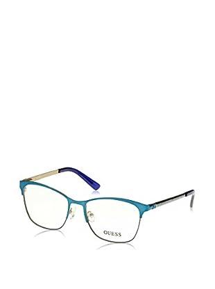 GUESS Gestell 2498 (53 mm) himmelblau
