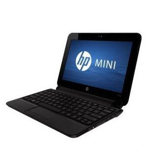 【クリックで詳細表示】HP B0N20PA#ABJ [10.1型ワイド液晶 HDD320GB ブラック HP Mini 110-4120TU スペシャルモデル]