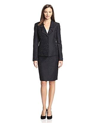 Tahari by ASL Women's Edgar Skirt Suit