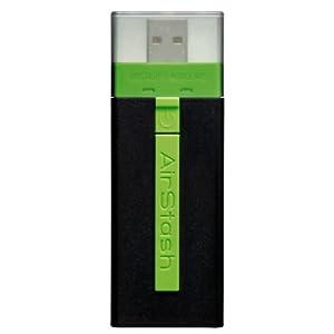 maxell AirStash Wi-Fi SDメモリーカードリーダー MAS-A02A [フラストレーションフリーパッケージ (FFP)]