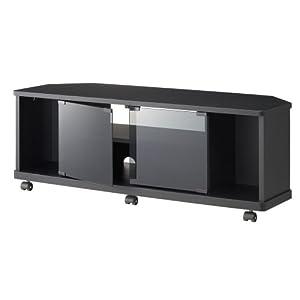 【クリックで詳細表示】HAYAMI 【TIMEZ】 「Zシリーズ」 薄型テレビスタンド(37~42型) TV-Z105