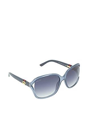 Gucci Sonnenbrille 3646/SUA3NF blau 60 mm