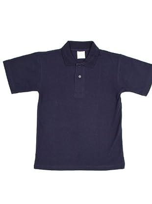 Asman Polo Classic (azul marino)