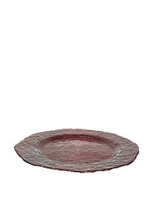 Tognana  Platzteller Infinity 33 cm granatrot