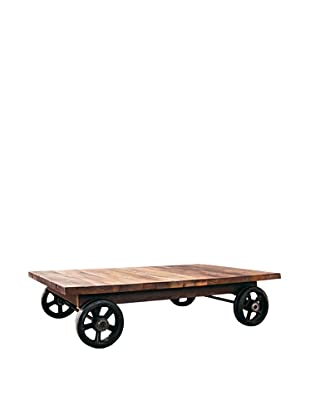 Industrial Chic Reclaimed Coffee Table