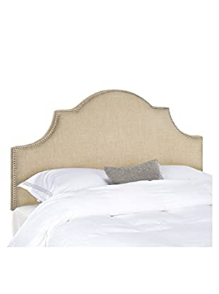 Safavieh Hallmar Headboard (Hemp)