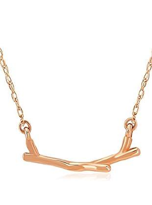 Divas Diamond Halskette Gold