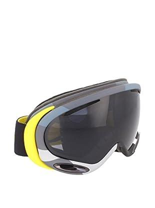 OAKLEY Skibrille 7044 grau/gelb
