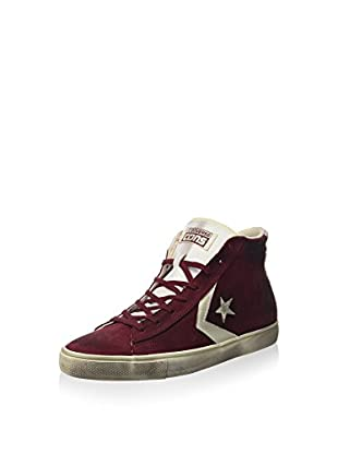 Converse Sneaker Pro Leather Vulc Mid bordeaux EU 42 (US 8.5)