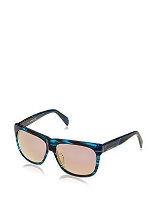 Diesel Sonnenbrille 9100_92C (58 mm) blau