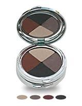 La Bella Donna Compact Eye Colour Folio 0.24 oz. [Personal Care]