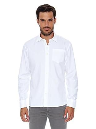 Pepe Jeans London Camisa Hombre Wimbledon (Blanco)