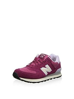 New Balance Sneaker Wl574Pbu