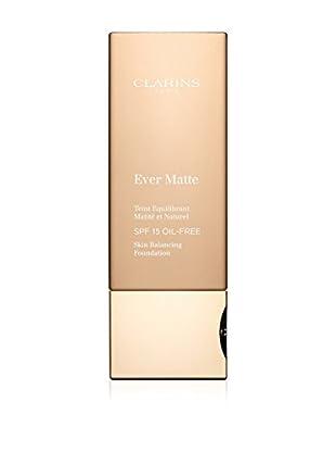 Clarins Base De Maquillaje Líquido Ever Matte 107 SPF 15 30 ml