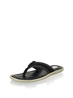 Kenneth Cole New York Men's Beach Pass Sandal (Black)