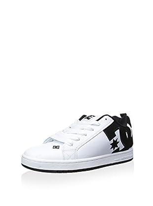 DC Men's Court Graffik Sneaker