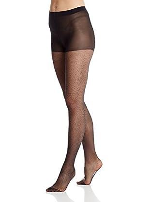 Dim 3tlg. Set Halterlose Strümpfe Panty Trendy