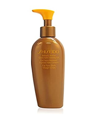 SHISEIDO Autobronceador Brilliant Bronze 150 ml