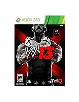THQ WWE Raw 13 Xbox 360 CD
