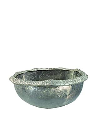 The Import Collection Morgon Bowl, Silver