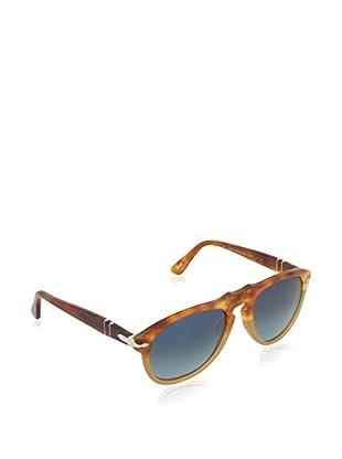 Persol Gafas de Sol Polarized 649 1025S3 (52 mm) Tabaco