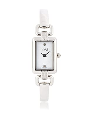 ESQ Movado Women's 7101351 Kali Mother of Pearl with Diamonds Watch