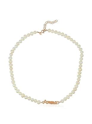 Silver Luxe Halskette vergoldetes Silber 925