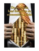 de Overheid: Haar Financien En Economisch Beleid