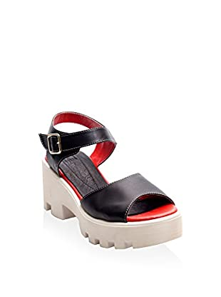 AROW Sandalo Con Tacco