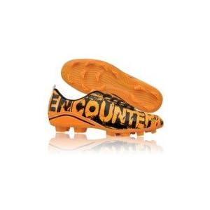 Nivia Encounter Football Studs - Orange