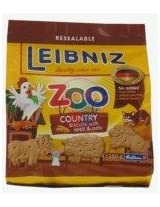 Liebniz Zoo Country Biscuits With Spelt & Oats 100g