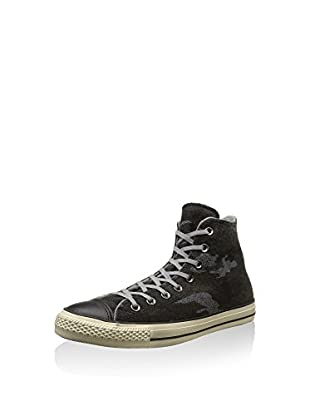 Converse Zapatillas abotinadas All Star Hi Felt Print