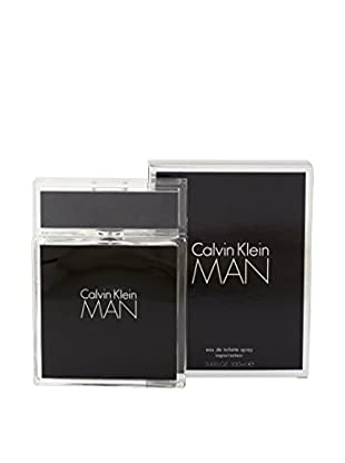 Calvin Klein Eau De Toilette Man 100 ml