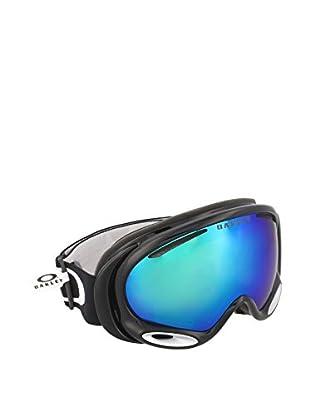 OAKLEY Skibrille OO7044-01 schwarz