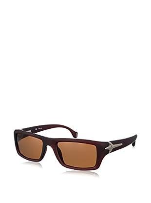Police Sonnenbrille S1712M-Z55P (55 mm) dunkelbraun