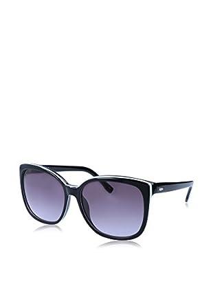 Lacoste Sonnenbrille L747S (57 mm) schwarz/weiß