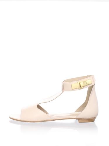 Kat Maconie Women's Audrey Flat Sandal (Blush)