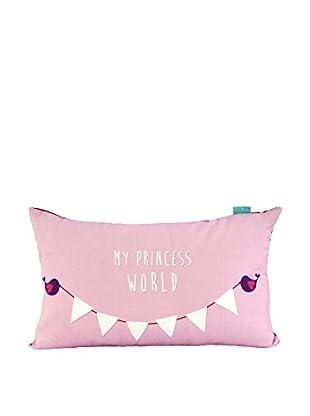 Little W Funda De Cojín Princess
