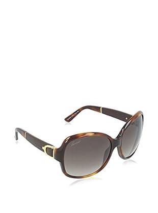 Gucci Sonnenbrille 3638/S HA 0XT (58 mm) havanna DE 58-16-125 (58-16-125)