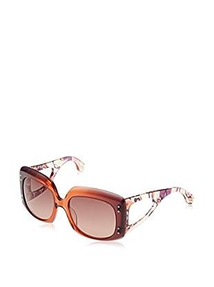 Pucci Sonnenbrille EP681S (55 mm) orange/lila