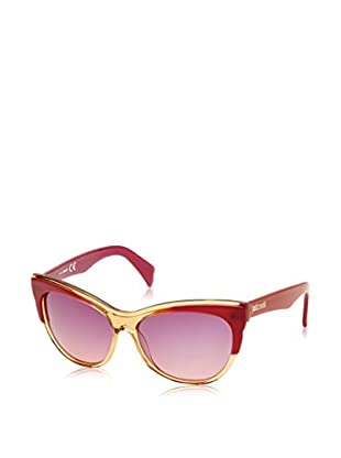 Just Cavalli Gafas de Sol JC657S (58 mm) Miel / Rojo